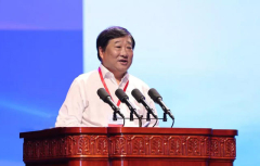 中國企業500強發布-譚旭光:讓中國企業奔騰不息!