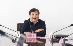 谭旭光在济南莱芜主持召开山东重工(济南莱芜)绿色智造产城园项目建设第三次现场调度会
