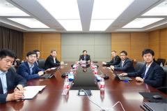 谭旭光主持召开潍柴集团第二次全球CEO、CFO视频会议