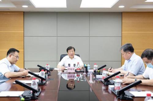 譚旭光:嚴防死守,確保濰柴集團揚州地區企業內疫情零感染!