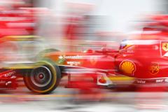 潍柴&法拉利F1 2015